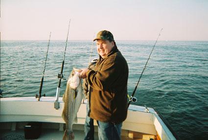 Рыбалка в балтиморе